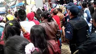 Inicio carnaval Tenango de Doria 2015 part 4