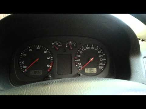 Vw golf 2004 immobiliser problem