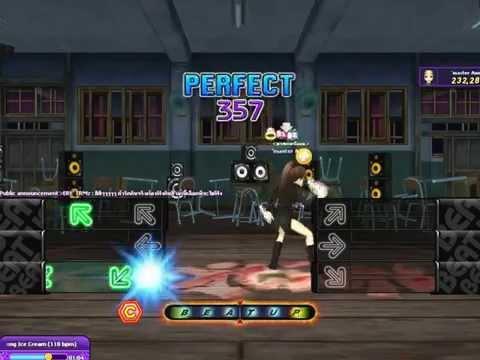 Ice Cream - MC Mong Lv.2 110 bpm [ Beat Up ] (Audition.playpark.com)