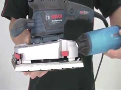 Видео обзор: BOSCH GSS 280 AVE
