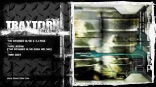 The Stunned Guys & DJ Paul - Thrillseeka (The Stunned Guys 2004 reload) (TRAX 0054)