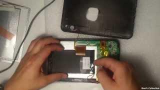 Ремонт китайского планшета GoClever Tab 7500 - замена экрана и полная разборка(Ремонт китайского планшета GoClever Tab 7500 - замена экрана и его полная разборка. Мы в Контакте http://vk.com/nbserv., 2013-07-03T12:10:11.000Z)