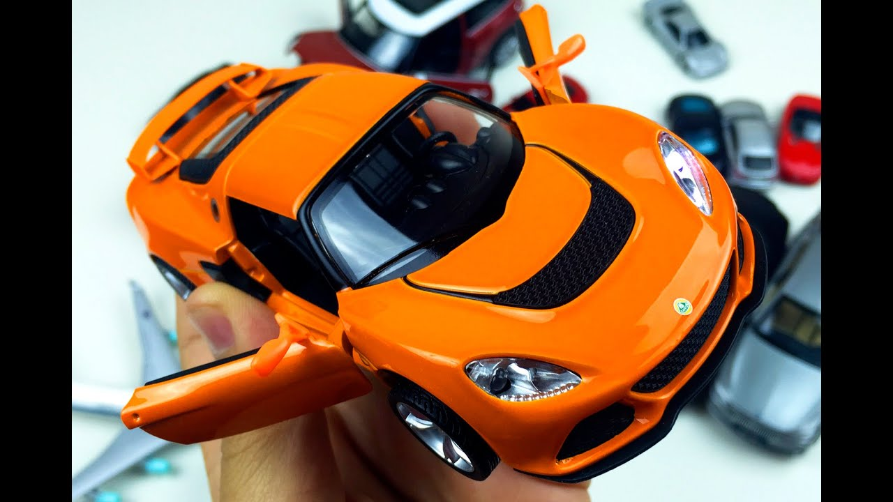 sports cars racing cars cars for kids videos for children l car toys l lets play kids