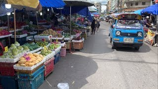 Hat Yai, Thailand - Markets, Streets and Shops