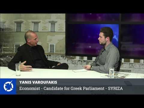 General Elections of January 2015: Interview with Yanis Varoufakis