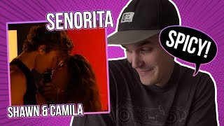 REACTION: SEÑORITA - LIVE - SHAWN MENDES & CAMILA CABELLO