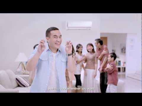 LG AC HYBRID TV Commercial