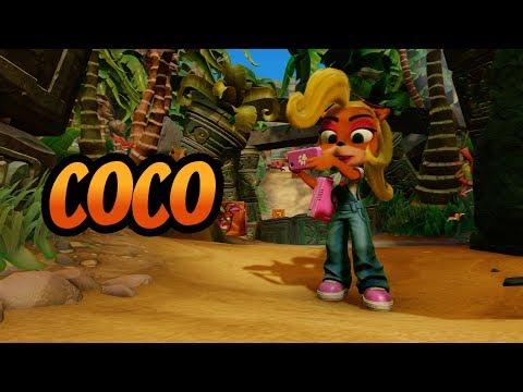 Coco Bandicoot | Crash Bandicoot N. Sane Trilogy