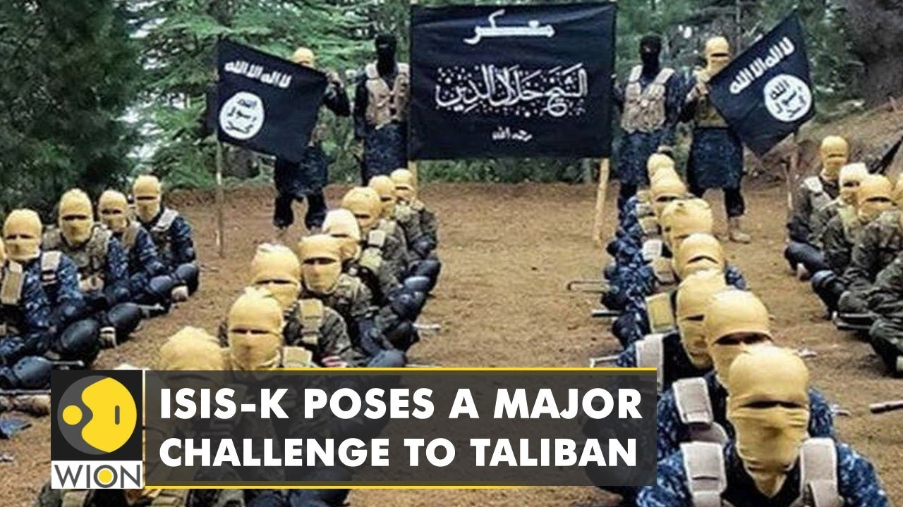 Download Afghanistan: Taliban launches offensive against the ISIS-K | WION | World News