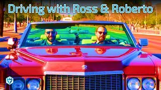 Driving with Ross & Roberto