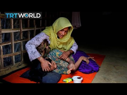 Rohingya Faith Healers: Refugees try modern medicine for health issues