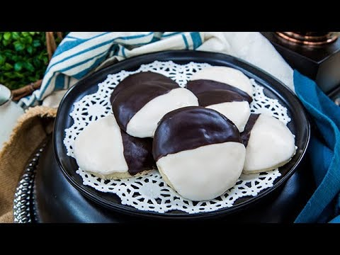 Anne Byrne's Black And White Cookies - Home & Family