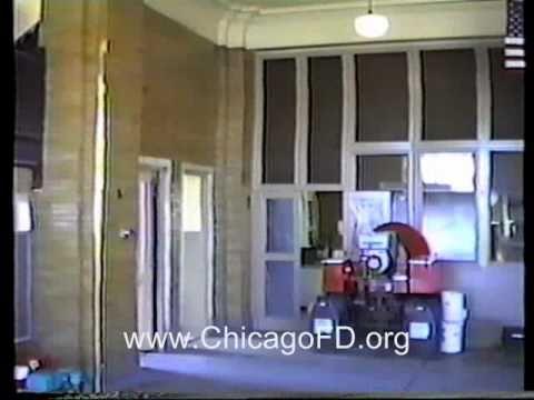 Chicago Fire Dept. - E.P.D.S. Company Qtrs.