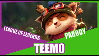 Repeat youtube video 『Teemo!』 oh bo. Bo Burnham League of Legends Parody