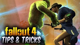 Fallout 4 Insanely Powerful Blitz Perk Combo - Teleport Assassin Fallout 4 Tips