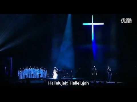 邓紫棋GEM 演唱会 分享信仰献唱 Hallelujah