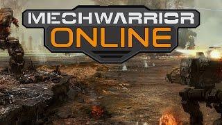 MechWarrior Online: A little Mech Porn?