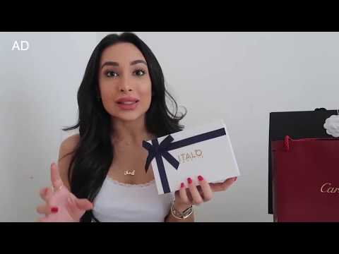 Affordable Unique Wedding Bands For Women | Italo Jewelry Unboxing & Review By Lailli Mirza
