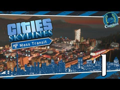 Cities Skylines: Mass Transit #1 Bienvenidos a China | en español