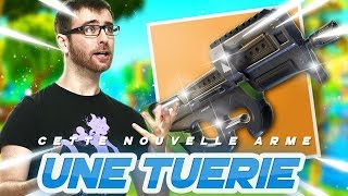 THE P90: THE NEW GAME CHEATEE ARME (Fortnite)