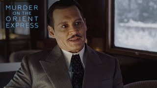 "Murder on the Orient Express | ""Will Keep You Guessing"" TV Commercial 