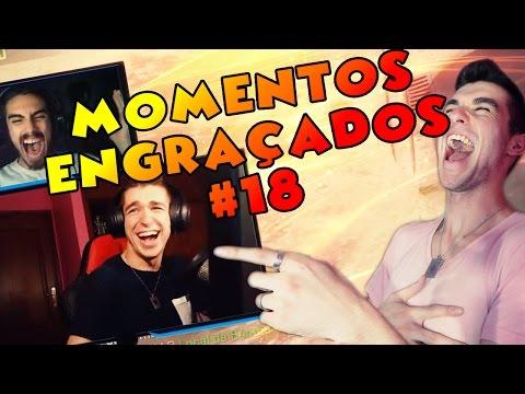 CS:GO MOMENTOS ENGRAÇADOS E HIGHLIGHTS #18