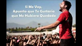 If I Leave - A Day To Remember (Sub Español)