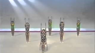 Repeat youtube video ラジオ体操 第一 第二 首の体操