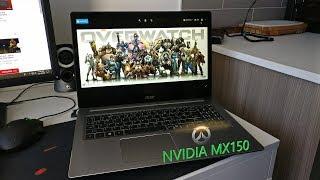 Acer Swift 3 - Nvidia MX150 8th Gen Intel i5