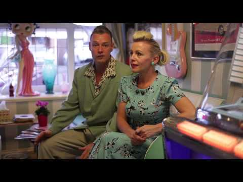 Couple save their marriage by living in the 1950's