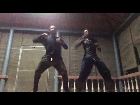 Yoga teachers Sky & Stany: Congo Dance @ SVYASA Bangalore