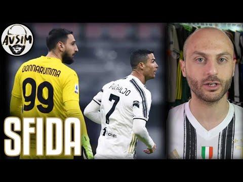 Juventus-Milan per la Champions e il mercato ||| Avsim Prepartita