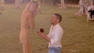 Sabrina Ghio riceve una romantica proposta di matrimonio: il video