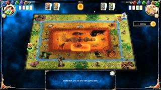 DGA Plays: Talisman: Digital Edition (Ep. 1 - Gameplay / Let
