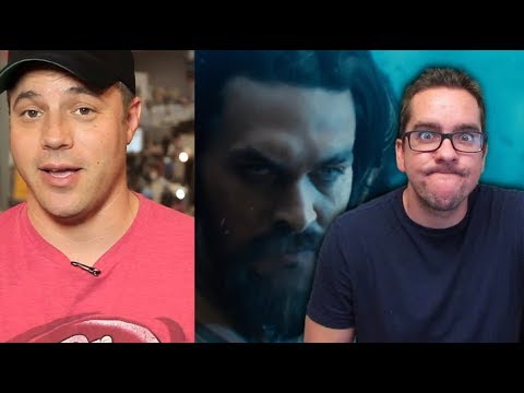 Geoff Johns Talks Aquaman DCEU Character but Gets Misquoted for Snyder Hate