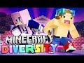Minecraft Diversity 2 With Lizzie! | Diversity #1 video