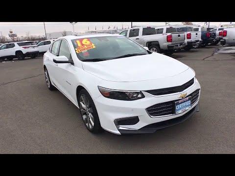 2016 Chevrolet Malibu Carson City, Reno, Yerington, Northern Nevada, Elko, NV 19-0052A