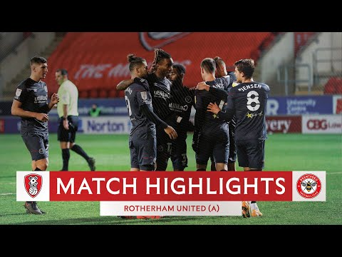 Rotherham Brentford Goals And Highlights
