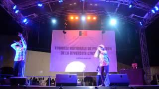 POZZIE MAZERATI | NC.ABRAM (Rhythm & Remedy) Concert in West Africa