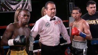 Dewayne Beamon vs Angel Ramos- Full Fight Video thumbnail