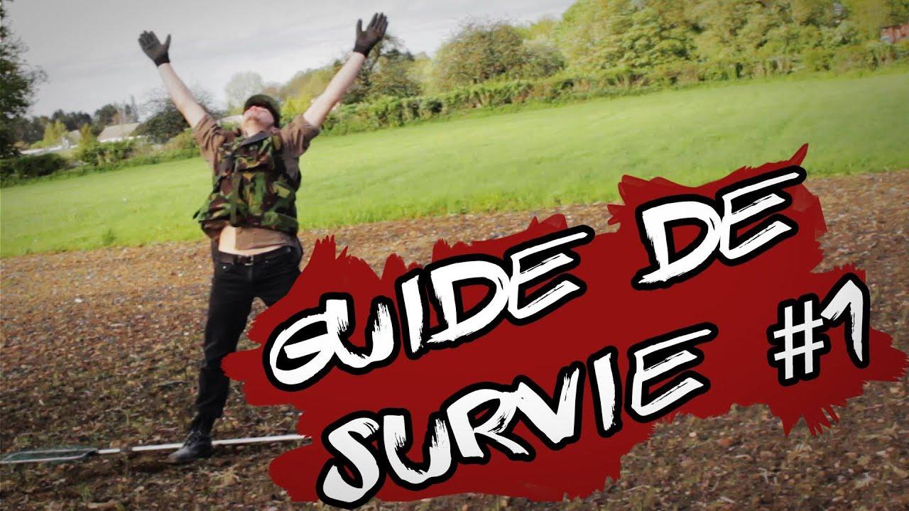 Guide de survie 1 Zombie hunting YouTube