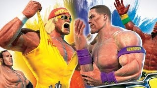 Trailer - WWE ALL STARS Classes Trailer for PS2, PS3, PSP, Wii and Xbox 360