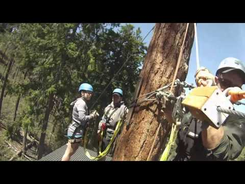 Crater Lake Zip Line