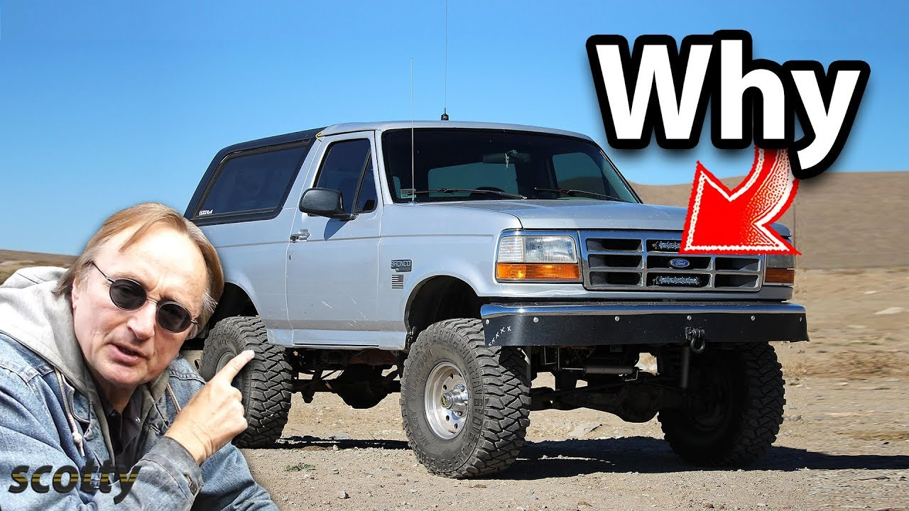 Here's Why Everyone Loves the Ford Bronco
