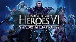 Heroes VI - Shades of Darkness - Dungeon Campaign - Mission 2: The Call of Malassa (Blood Path)