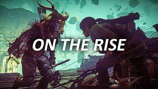 Download Generdyn - On The Rise (Lyrics) feat. BELLSAINT