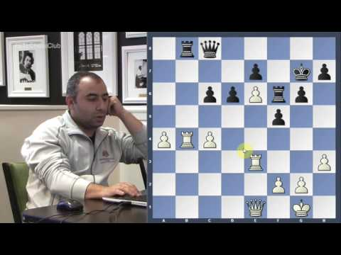 42nd Chess Olympiad: USA vs. Ukraine - GM Varuzhan Akobian