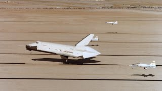 Space Shuttle Enterprise - ALT-1 (Full Free Flight)