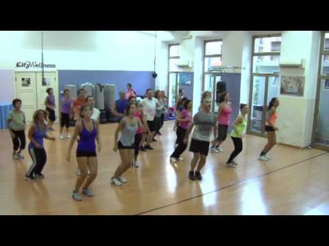 Cardio Dance by Sal Saccullo - One direction: Live while we're young.