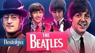 Como os BEATLES Mudaram a história da música - Nostalgia